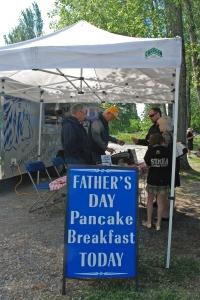 1 2014 (15 jun) pancake breakfast sign,sunday in park,bbrp cc